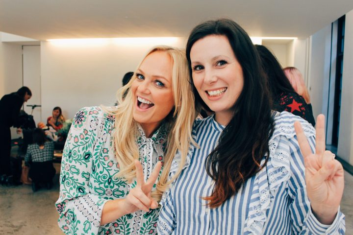 'The time Emma Bunton invited me to her party'…
