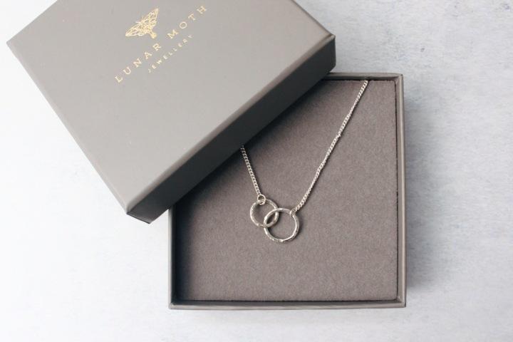 Lunar Moth Jewellery