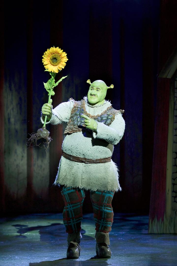 Steffan-Harri-as-Shrek.-Shrek-the-Musical.-Credit-Helen-Maybanks