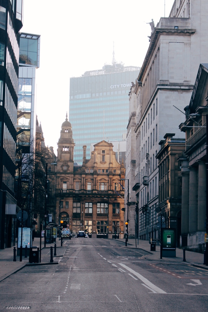 Manchester City Tower
